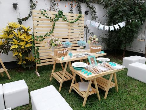 mobiliario para eventos