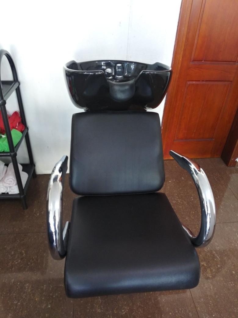 mobiliario usado para peluquería