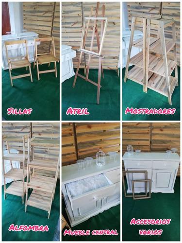 mobiliario vitange parabanes