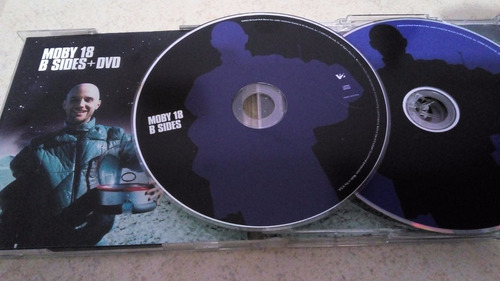 moby 18 b-sides + dvd