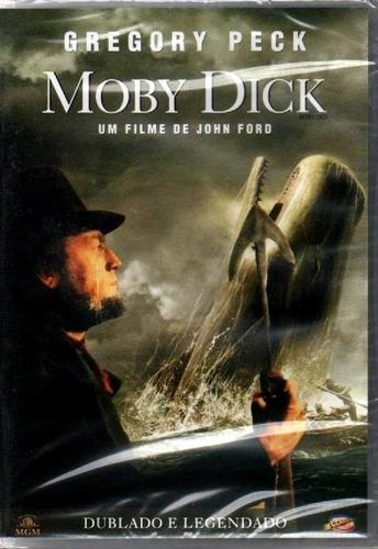 moby dick - dvd - gregory peck - harry andrews - john huston
