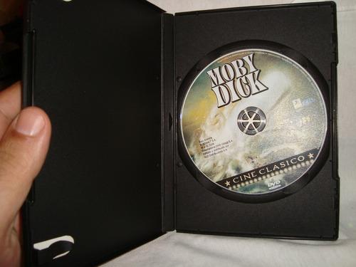 moby dick gregory peck orson wells dvd  en caballito