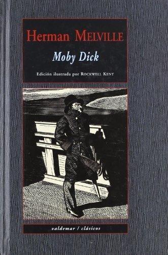 moby dick, herman melville, ed. valdemar