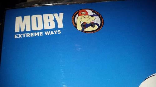 moby extreme ways vinilo maxi uk disco 2 solo