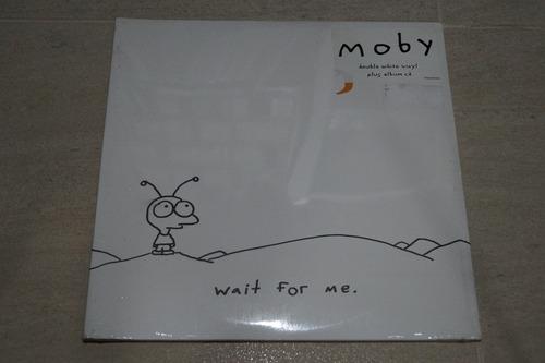 moby wait for me vinilo rock activity