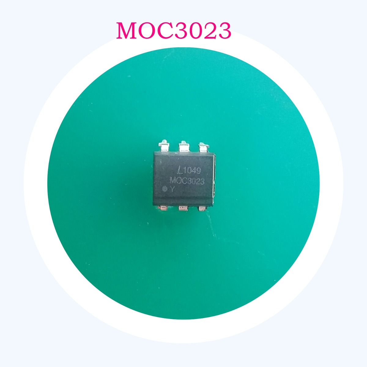 Circuito Optoacoplador : Moc3023 optoacoplador circuito integrado moc3023 r$ 1 99 em