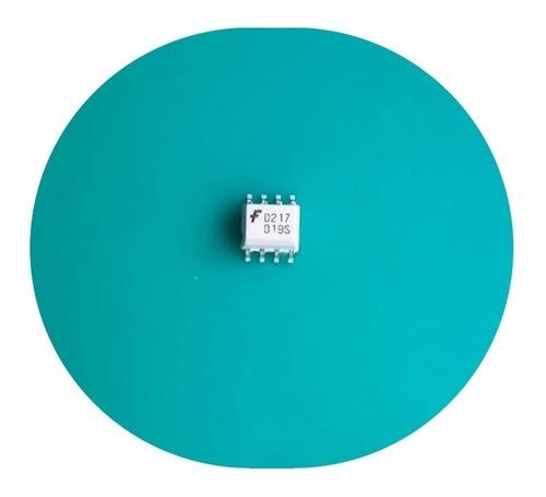 moc317 ci integrado smd optoacoplador kit c/5 unidades)