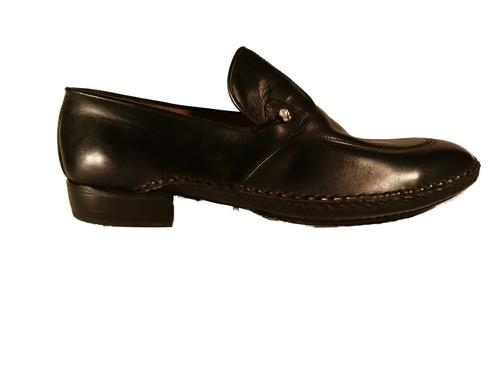 mocasin cuero tubular tango artesanal oferta shoestore