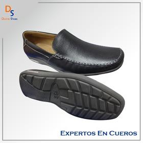 Mocasín De Hombre, Zapato De Hombre, Zapato De Cuero