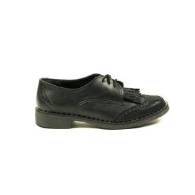 667613d77 Zapato Berna By Lucerna Mocasin Acordonado Eco Cuero
