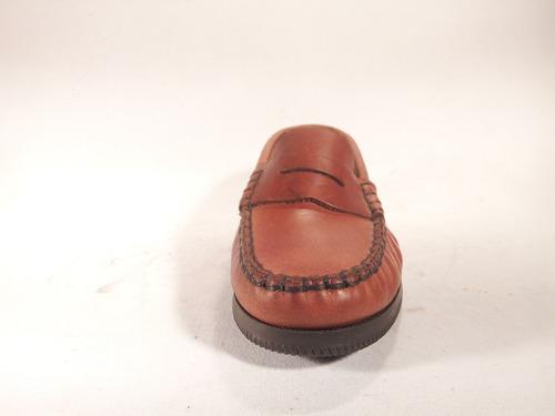 mocasin nautico cuero vincha scarpino shoestore