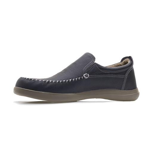 mocasin nautico zapato hombre