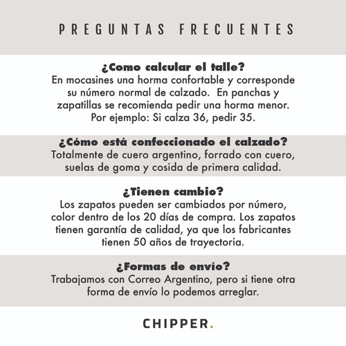 mocasin negro / black 1 mujer