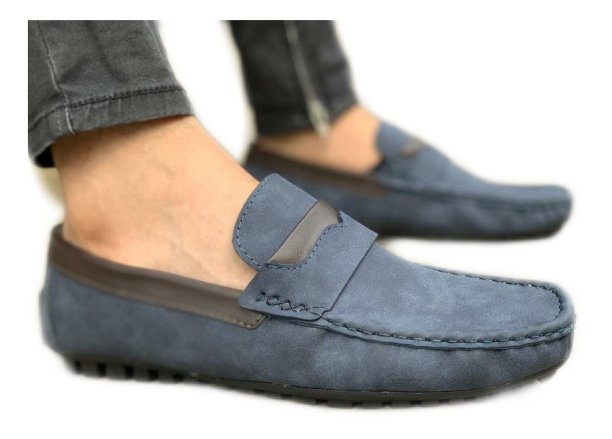 4bd7caa0 Mocasín Zapatos Casuales Caballero 37/43 - $ 74.250 en Mercado Libre