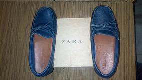 mejor servicio 78a6b 364db Mocasines y Oxfords Zara para Niños, Usado en Mercado Libre ...