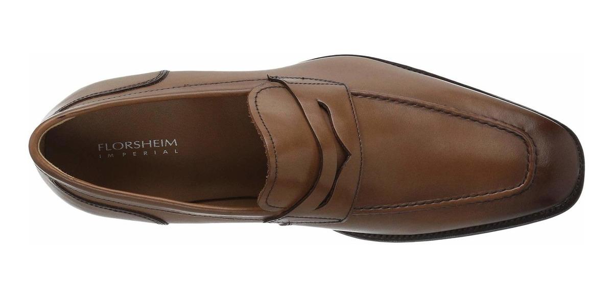 Florsheim para hombres de Mocasín Classico Slip-on Penny