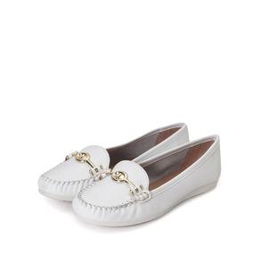 0064b35d127 Mocasines Blanco Mujer - Zapatos de Mujer en Mercado Libre Argentina