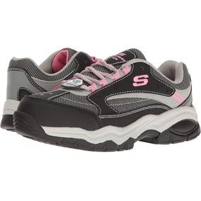 7dd9e90c Zapatos De Seguridad Dama Skechers en Mercado Libre México