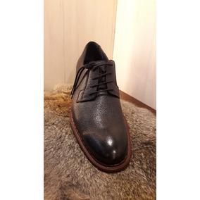 43f02f258e4 Zapato Franco Cuadra Piel Venado Zapatos Oxford - Zapatos en Mercado ...