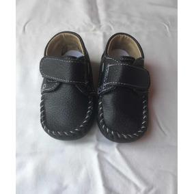8f4356d5be7 Zapatitos Negros Para Bebe Niño en Mercado Libre México