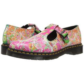 Estilo Martens Zapatos Dr Jane 5027 Escolar Dama Para Mary sxBodhQtrC