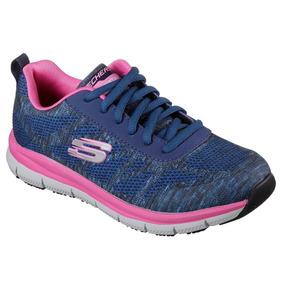 7c2f7c91dbd Zapatos Zapatos Deportivos Tenis Skechers Mujer - Ropa