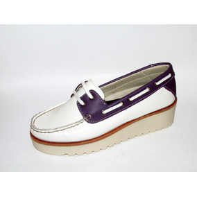 2336b403129 Zapatos Nauticos Mujer Plataforma - Zapatos en Mercado Libre Argentina