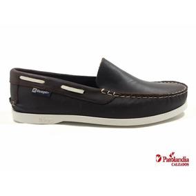 Oscuro Marrón Zapatos 41 Talle En Mocasines Mujer jR34LA5q
