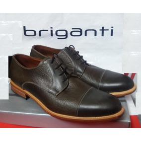 9f0c2b890341f Zapatos De Hombre De Vestir Color Suela Briganti - Zapatos Gris ...