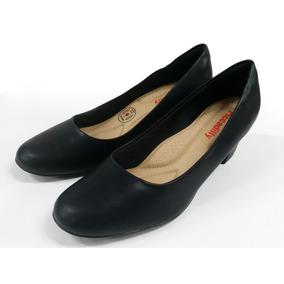 47a645c51ca Zapato Clasico Mujer Picadilly Uniforme Taco 5cm Palermo