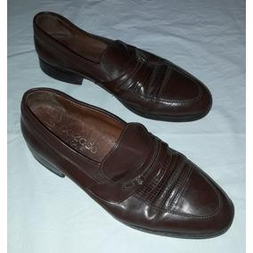 ebd0bac14dc66 Zapato Hombr Vestir Usado - Mocasines y Oxfords de Hombre