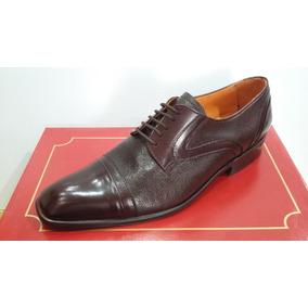 376f7b519a9ac Zapato De Vestir Cuero Marron Ragazzi No grimoldi Talle 42 Talle 41 ...