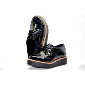 Zapatos Charol Cordones Argentina Mercado Libre Con Mocasines En Mujer wOukZPTXi