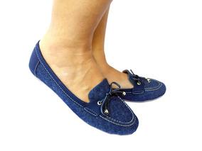d1dafc9e55 Sapatilha Bico Redondo Mocassim - Sapatos para Feminino no Mercado ...