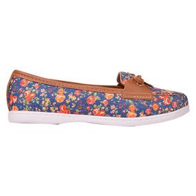 919eed259 Mocassim Bottero Floral - Sapatos no Mercado Livre Brasil
