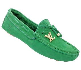63073748a3 Mocasim Louis Vuitton Original Femininos Mocassins - Mocassins ...