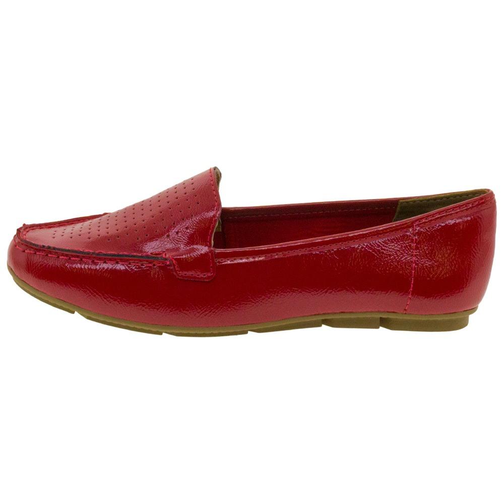 f1dacf373 Mocassim Feminino Vermelho Dakota - G0432 - R$ 59,99 em Mercado Livre