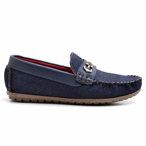 e6e6904805 Sapato Mocassim Menino - Sapatos no Mercado Livre Brasil