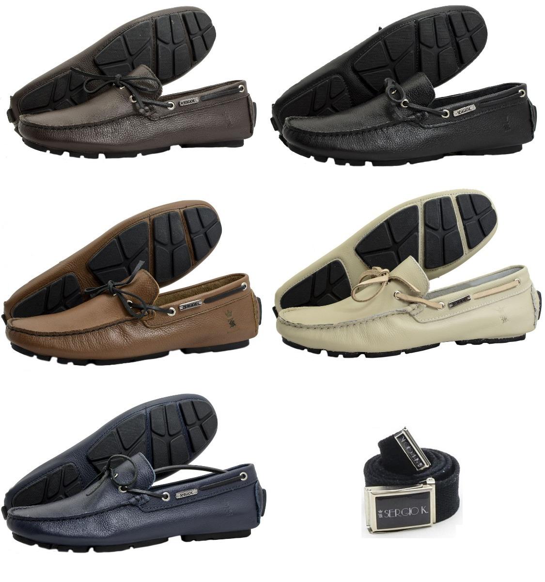 f4dd3e74a4 mocassim masculino sapatos tenis sapatenis sergio k origina. Carregando  zoom.