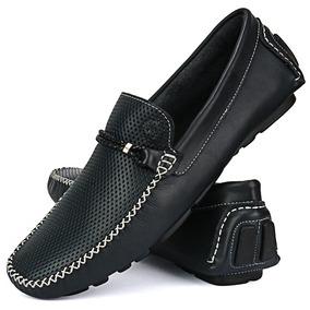 594d9f711 Sapato Em Couro Mariner Confort - Sapatos no Mercado Livre Brasil