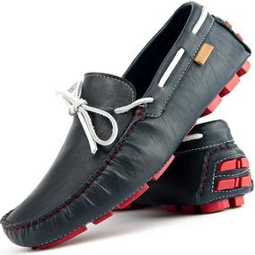 141c89af6e Sapato Mocassim Masculino Em Couro Pronta Entrega - Calçados