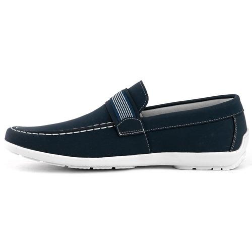 mocassim sapatenis sapato masculino casual  - pronta entrega
