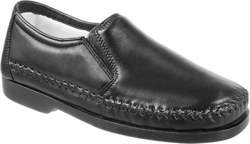 mocassim sapatilha masculina pelica solado amazonas 1000 ran