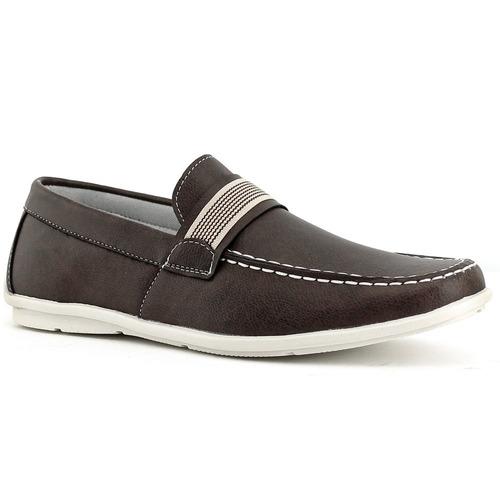 mocassim sapato drive masculino - oferta imperdível