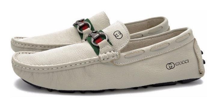 84f1fff17 Mocassim Sapato Masculino Gts Couro Legitimo Envio Já - R$ 79,50 em ...