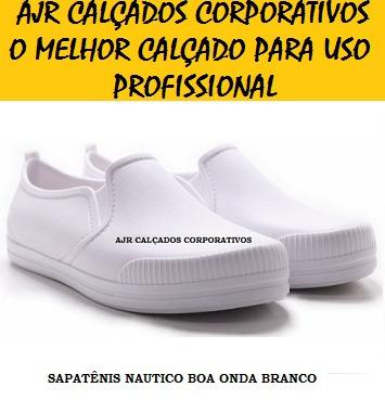 af9b83578f Mocassim Sapato Tênis Sapatênis Fechado Enfermagem   Saúde   - R  20 ...