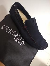 4fc4c07826 Masculino Sapatos Sociais Sergio K - Calçados