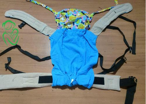 mocchila ergonomica portabebe