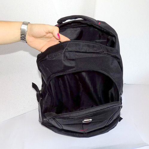 mochila 2 compartimentos notebook 15  executiva liquida 50%