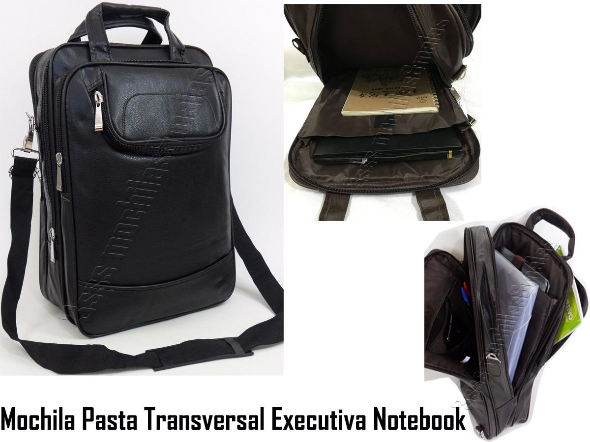 1cbdd4dbb2 mochila 3 em 1 pasta transversal executiva notebook masc 082. Carregando  zoom.